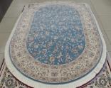 Esfehan 4904A BLUE IVORY 1.5*2.3 овал