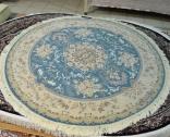 Esfehan 6059 blue ivory 1,5*1,5 круг