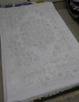 Турецкий акриловый ковер Taboo 1303 beyaz 1.2*1.8